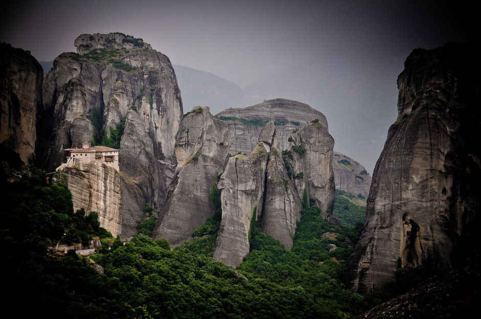 Meteora, Greece